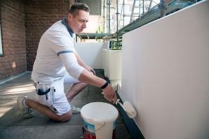 Malerbetrieb Terweide - Balkonsanierung